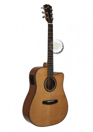 Dowina Rustica DCE CEDR gitara elektrakustyczna L.R.Baggs SPE