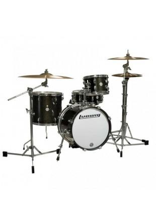 LUDWIG zestaw perkusyjny z pokrowcami Breakbeats Shell Pack LC179X016 + przesyłka gratis!