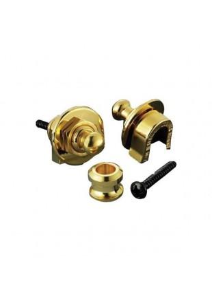 Schaller straplock security locks G 447 - złote