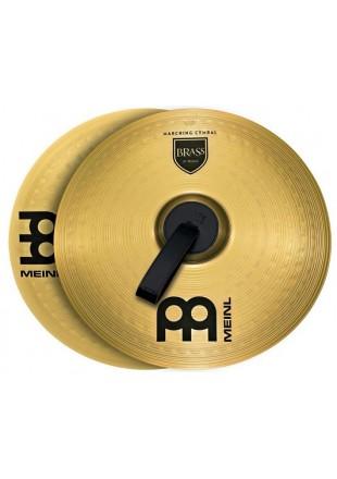 Meinl talerze marszowe MA-BR-14M Brass