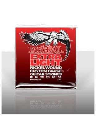 Ernie Ball EB 2210 struny do gitary elektrycznej 10-50