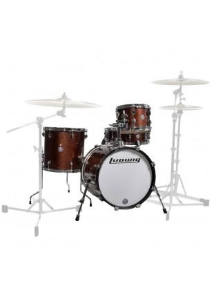 LUDWIG zestaw perkusyjny z pokrowcami Breakbeats Shell Pack LC179X025