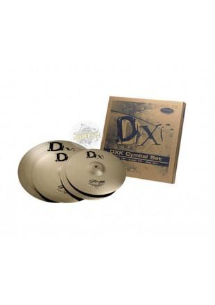 Stagg DXK SET zestaw talerzy perkusyjnych Wysyłka gratis