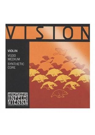 Thomastik Vision VI100 struny do skrzypiec 4/4