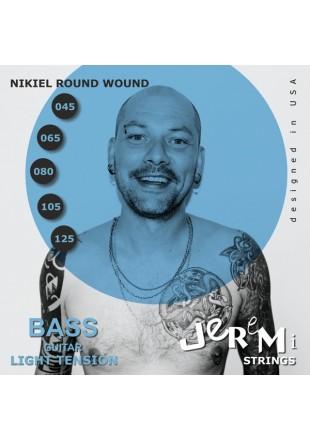 Jeremi struny do gitary basowej 5-strunowej EB45125 45 - 125