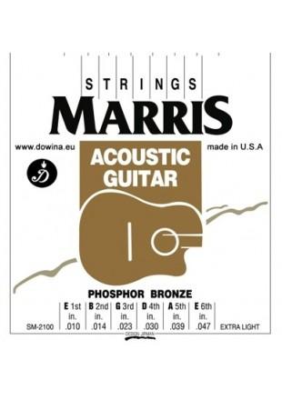 Marris SM-2100 struny do gitary akustycznej
