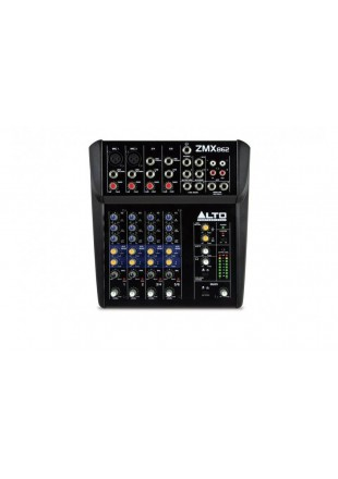 Alto Professional ZMX862 Zephyr mikser audio 6-kanałowy