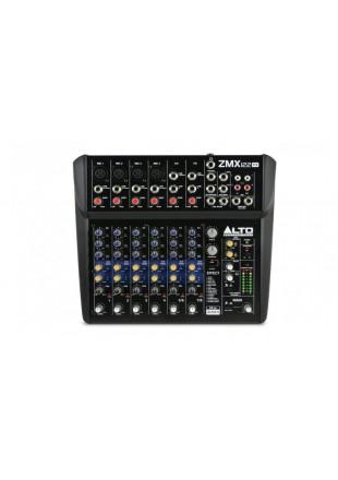 Alto Professional ZMX122 FX Zephyr mikser audio 8-kanałowy z procesorem efektów