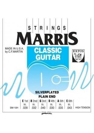 Marris SM-10 H struny do gitary klasycznej - Nylonowe