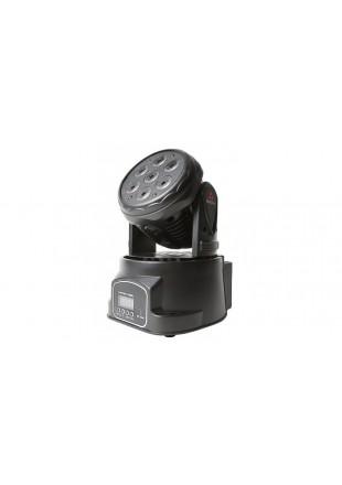 Fractal Mini Led Moving Head 7x10 W głowica LED
