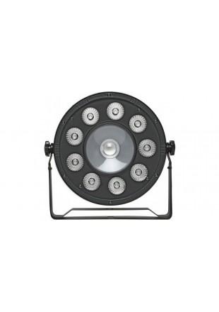 Fractal reflektor lampa Led Par 9x9W + 1x30W