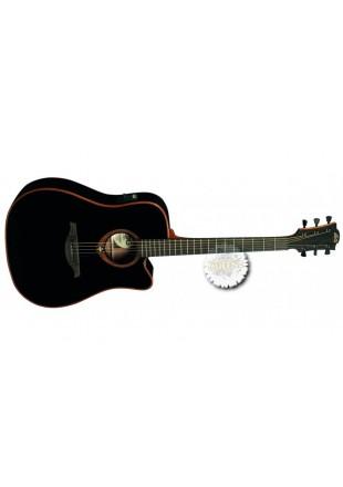 Lag gitara elektroakustyczna Tramontane T100 DCE- BLK + przesyłka i pokrowiec gratis