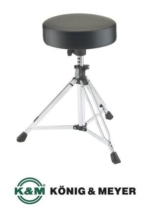 KÖNIG & MEYER stołek do perkusji 14020-000-02 5 lat gwarancji