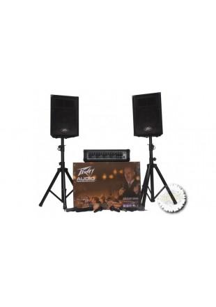 Peavey zestaw nagłośnieniowy Audio Performer Pack Promocja!!!