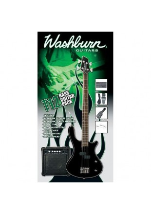 Washburn gitara basowa T 12 B Pack