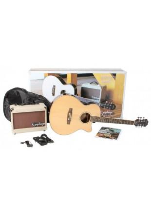 Epiphone gitara elektroakustyczna PR-4E Pack - Przesyłka gratis!!!