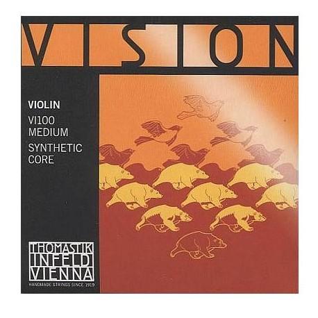 Thomastik Vision VI100 struny do skrzypiec 1/2