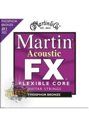 Martin struny do gitary akustycznej FX 775 11-52