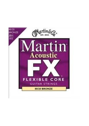 Martin struny do gitary akustycznej MFX 675 11-52