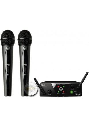 AKG mikrofon bezprzewodowy WMS 40 Mini 2Dual