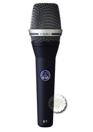 AKG mikrofon dynamiczny D- 7