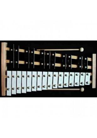 Mat Max dzwonki chromatyczne 27-tonowe - cymbałki