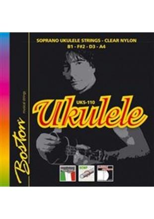 Boston struny do ukulele sopranowego UKS 110
