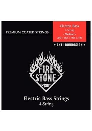 Fire & Stone struny do gitary E-basowej 45-105