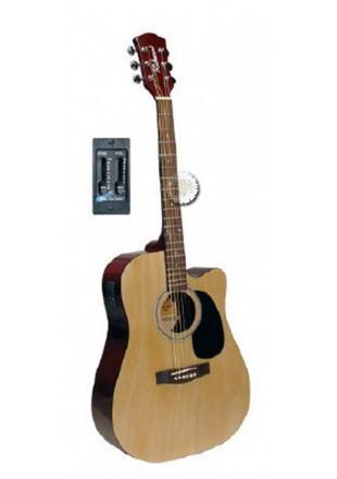 Richwood gitara elektroakustyczna dla leworęcznych RD 10LCE - Przesyłka gratis!!!