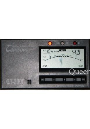Tenson tuner chromatyczny GT- 2000