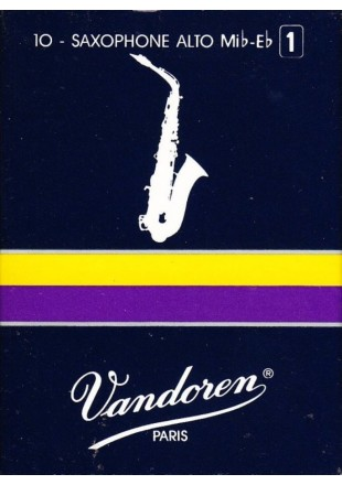 Vandoren stroiki do saksofonu altowego '1' 1szt