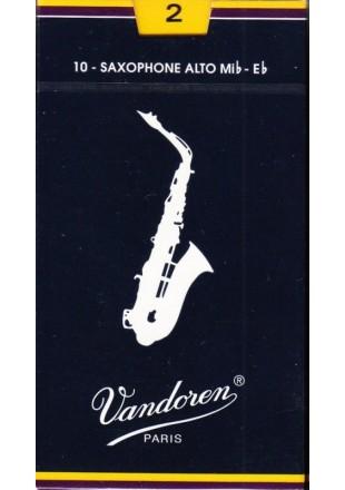 Vandoren stroiki do saksofonu altowego '2' 1szt