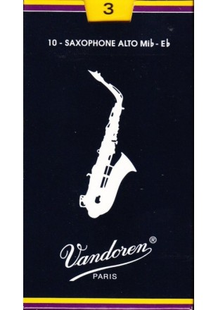Vandoren stroiki do saksofonu altowego '3' 1szt