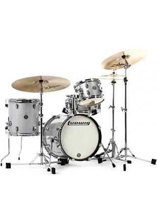 LUDWIG zestaw perkusyjny z pokrowcami Breakbeats Shell Pack LC179X028 + przesyłka gratis!