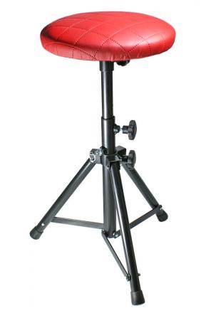 Akmuz T-7 -caro stołek dla perkusisty do pianina lub keyboard 53 cm - 71 cm