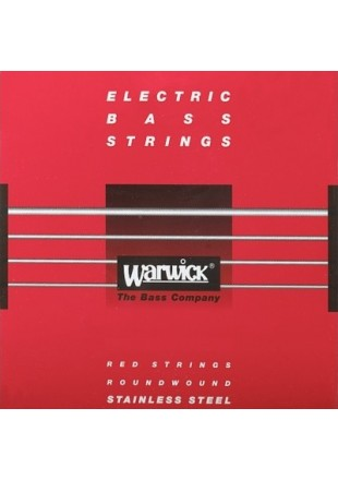 Warwick struny do gitary basowej RED String 045/135