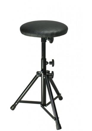 Akmuz T-7 -caro stołek dla perkusisty do pianina lub na keyboard 53-71cm