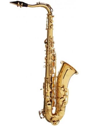 Stagg 77 ST saksofon tenorowy z twardym futerałem