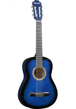 Suzuki gitara klasyczna 3/4 SCG2 BLS + Pokrowiec