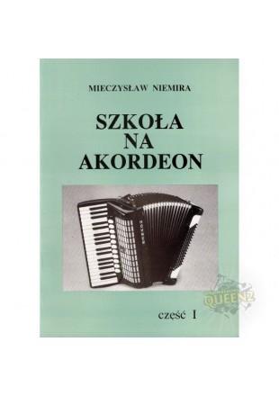 Mieczysław Niemira Szkoła na akordeon cz1