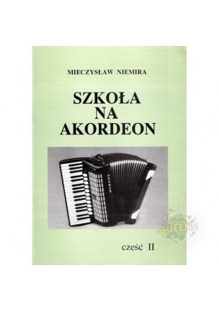 Mieczysław Niemira Szkoła na akordeon cz2