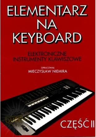 Mieczysław Niemira Elementarz na keyboard cz2