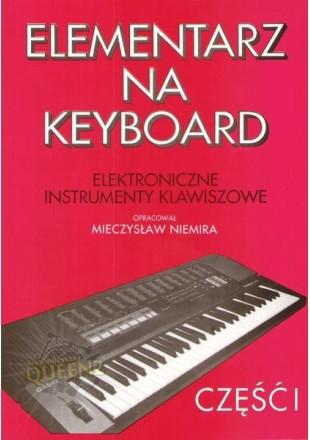 Mieczysław Niemira Elementarz na keyboard cz1