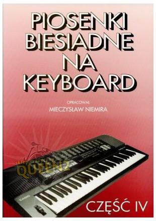 Mieczysław Niemira Piosenki biesiadne na keyboard cz4