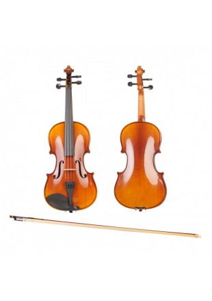 Sandner SV600P skrzypce 1/2 - Smyczek - futerał