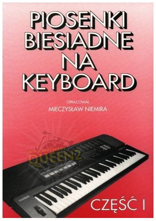 Mieczysław Niemira Piosenki biesiadne na keyboard cz1