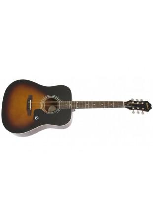 Epiphone DR100 VS gitara akustyczna Vintage Sunburst