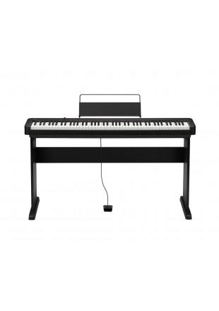 Casio CDP-S100 BK Pianino Cyfrowe + Statyw CS46 - GWARANCJA 5 LAT
