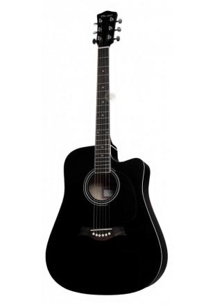 T.Burton Greengo gitara akustyczna WC BK
