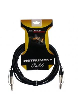 Roxtone DGJJ100L1 Kabel gitarowy 2 x jack mono 1m
